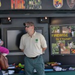 Forestry Commission Firewise exhibit - EDA 2017