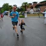 Heading for the Finish Line