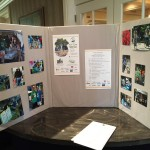 Lights Out table top display at WPCC - EDA 2017