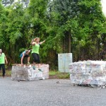 Recycled Materials Obstacles