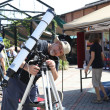Ruth Patrict Science Telescope Setup EDA 2017