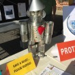 Small Tin Man at EDA 2017