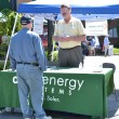 Solar energy exhibit - EDA 2017