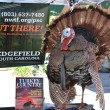 Wild Turkey Federation exhibit - EDA 2017