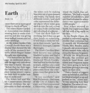 Earth Day Front Page2, AS 23APR17 - EDA 2017