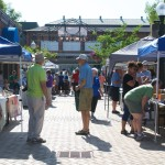 Earth Day exhibits in The Alley - EDA 2017