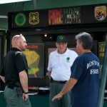 Firewise Exhibitors and visitor - EDA 2017