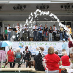 Stage Music and Fountain EDA 2017